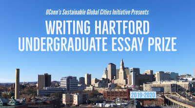 writing hartford undergraduate essay prize poster