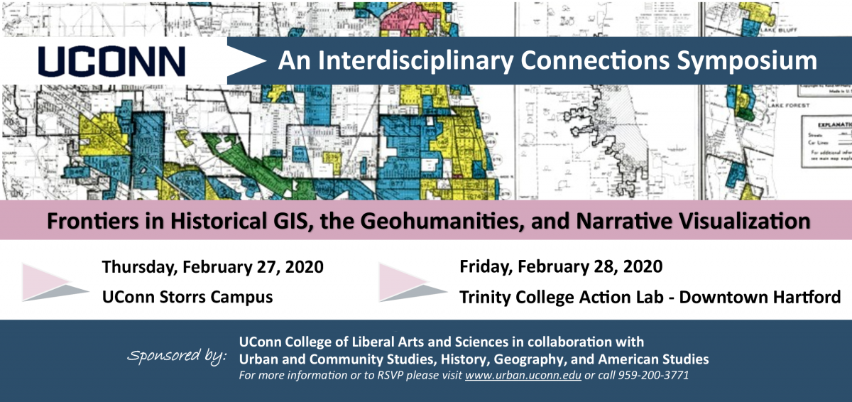 Symposium announcement - Frontiers in Historical GIS