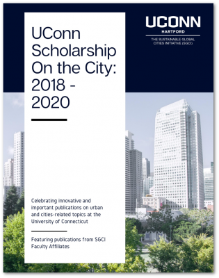 UConn Scholarship on the City, 2018 - 2020